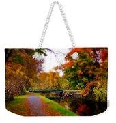 Canal Dream Weekender Tote Bag