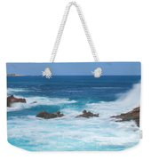 Canal Rocks 2am-113297 Weekender Tote Bag