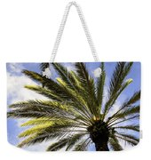 Canary Island Date Palm Weekender Tote Bag