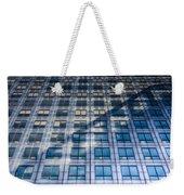 Canary Wharf Tower Weekender Tote Bag