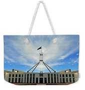 Canberra 11 Weekender Tote Bag