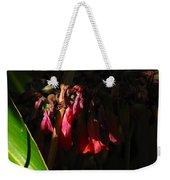 Candelabra  Flower  Weekender Tote Bag