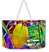Candied Coconut Weekender Tote Bag