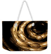 Candle Abstract 2 Weekender Tote Bag