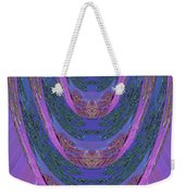 Candle Stick Art Magic Graphic Patterns Navinjoshi Signature Style Art      Weekender Tote Bag