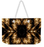 Candles Abstract 5 Weekender Tote Bag