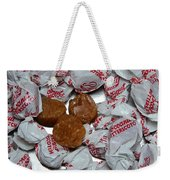Candy - Coconut Butterscotch Kisses - Sweets Weekender Tote Bag