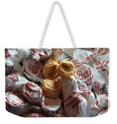 Candy - Peanut Butter Kisses - Sweets Weekender Tote Bag