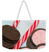 Candy Cane -  Cookies - Sweets Weekender Tote Bag