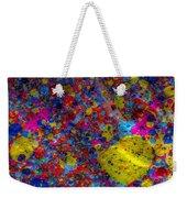 Candy Colored Blast Weekender Tote Bag