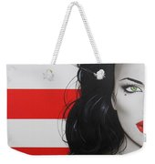Candy Girl Weekender Tote Bag