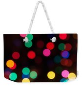 Candy Glowing Weekender Tote Bag