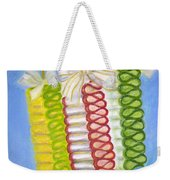 Candy Ribbon  Weekender Tote Bag