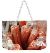 Candy Sticks Weekender Tote Bag