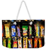 Candy Time Weekender Tote Bag