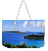 Caneel Bay In St. John In The U. S. Virgin Islands Weekender Tote Bag