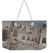 Canned Castles Weekender Tote Bag