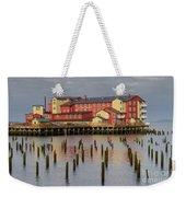 Cannery Pier Hotel Weekender Tote Bag