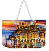 Cannes France Weekender Tote Bag