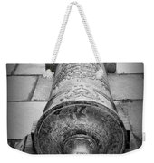 Cannon At Castillo Weekender Tote Bag