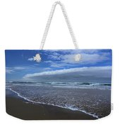 Cannon Beach Surf And Storm Weekender Tote Bag