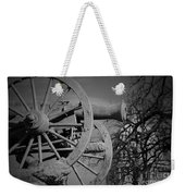 Cannon Fire Of Washington Weekender Tote Bag
