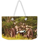 Cannon On Culps Hill Weekender Tote Bag