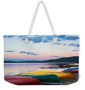 Canoe Colourama Weekender Tote Bag