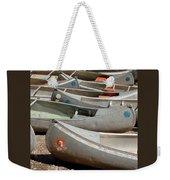 Canoes 143 Weekender Tote Bag