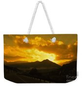 Canon City Sunset Weekender Tote Bag