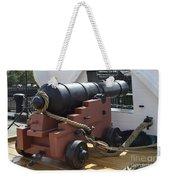 Canon - Charlestown Navy Yard Boston Massachusetts Weekender Tote Bag