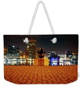 Canon View Of The City Weekender Tote Bag