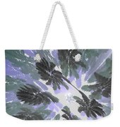 Daytime Jungle Sky By Jammer Weekender Tote Bag