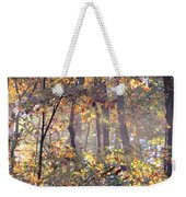 Canopy Collage Weekender Tote Bag
