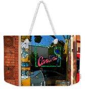 Cantina Weekender Tote Bag