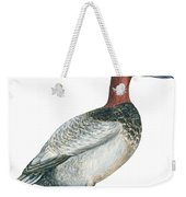Canvasback Duck  Weekender Tote Bag