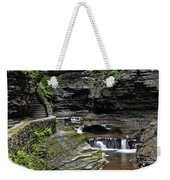 Canyon Cascade Weekender Tote Bag