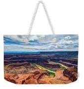 Canyon Country Weekender Tote Bag by Chad Dutson