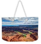 Canyon Country Weekender Tote Bag