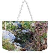 Canyon Creek Weekender Tote Bag