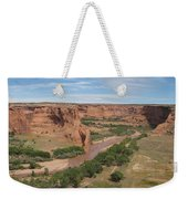 Canyon De Chelly Overview Weekender Tote Bag