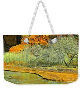 Canyon De Chelly - Spring I Weekender Tote Bag