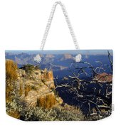 Canyon Foliage Weekender Tote Bag