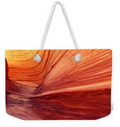 Canyon Kissed By The Sun Weekender Tote Bag