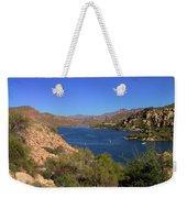 Canyon Lake Weekender Tote Bag