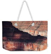 Canyon Layers Weekender Tote Bag by Dave Bowman