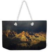 Canyon Light Weekender Tote Bag