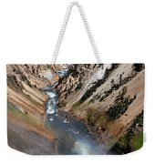 Canyon Rainbow Weekender Tote Bag