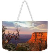 Canyon Rim Tree Weekender Tote Bag