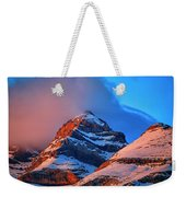 Canyon River A-isclo Or Bell-s. Ordesa Weekender Tote Bag